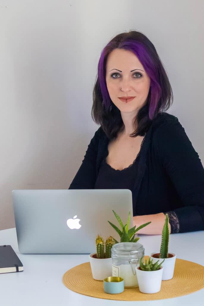 Alexandra Kinader Onlinemarketingspezialist in München